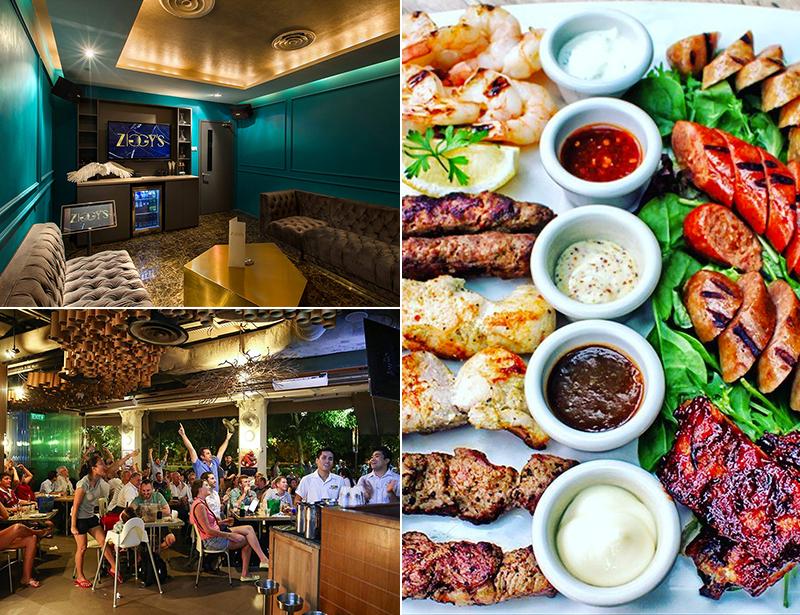 5 Bars Restaurants In Robertson Quay That Open Till Past