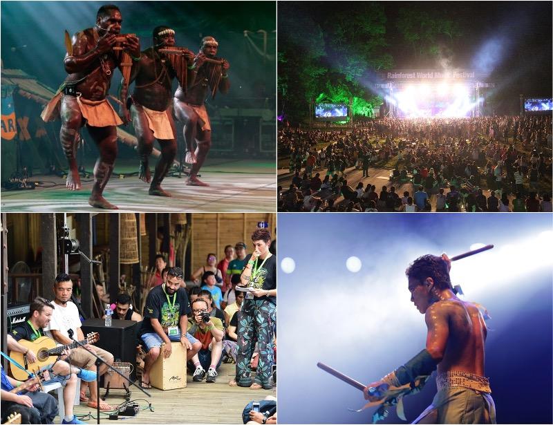 Rwmf Tickets 2020 Rainforest World Music Festival