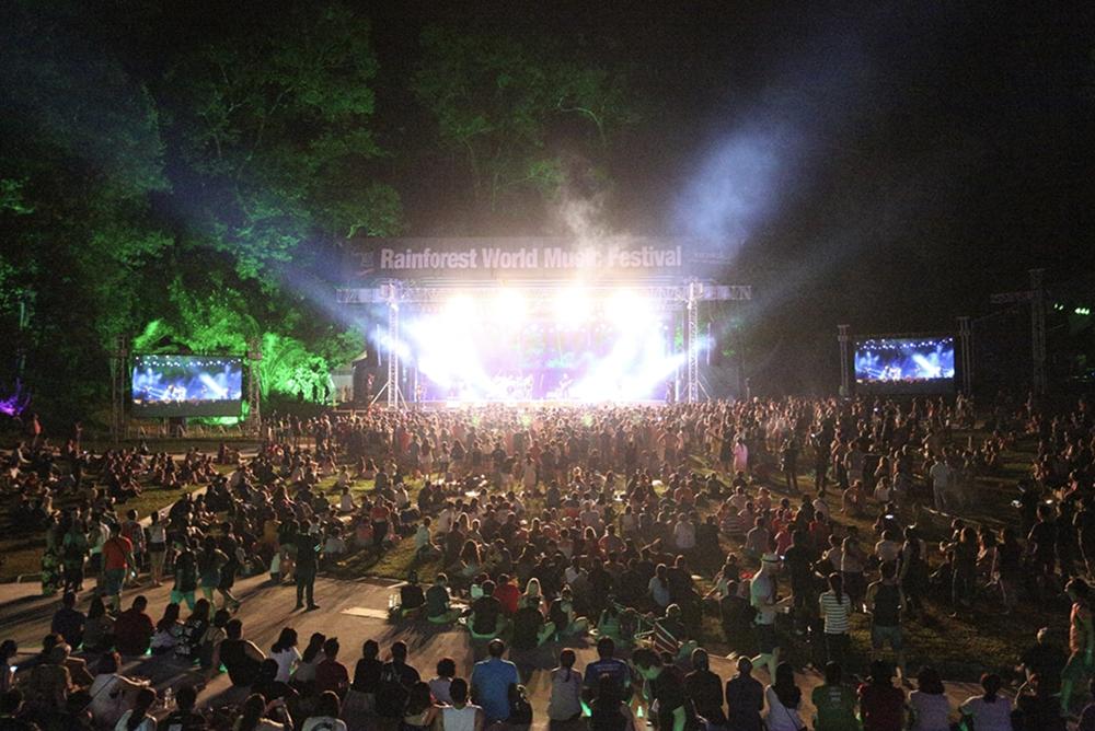 Rainforest World Music Festival 2019 A Celebration Of Ethnic Music