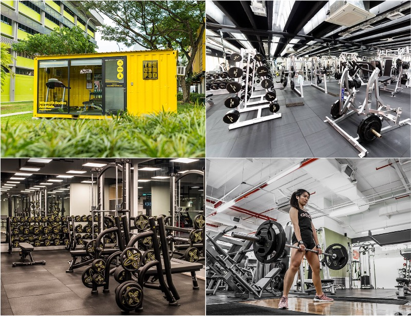 24 Hour Gyms In Singapore For You To Pump Iron While Everyone Is Asleep
