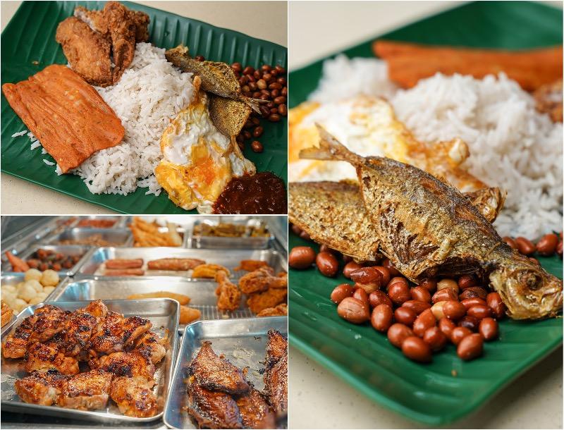 Fong Seng Nasi Lemak Popular Eatery Near Nus Opens Till 4am Daily