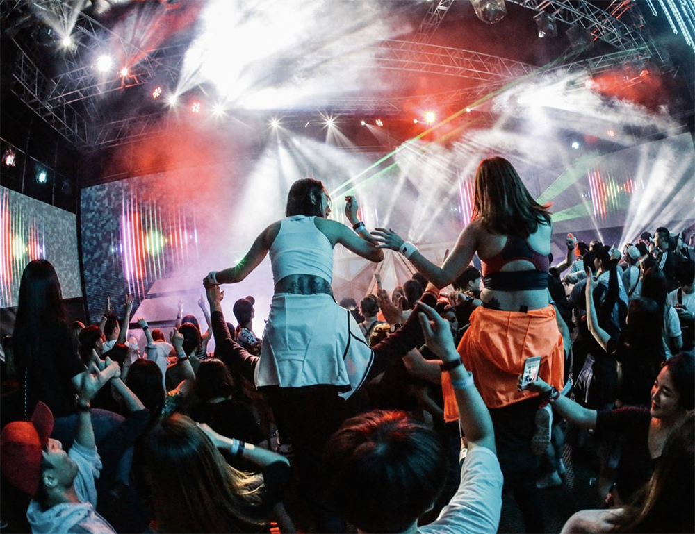 Spectrum Dance Music Festival (Seoul, South Korea): 7 to 8