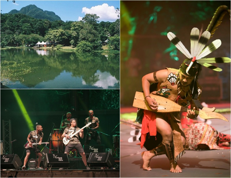 Rainforest World Music Festival 2020 3 Day Event In Malaysia